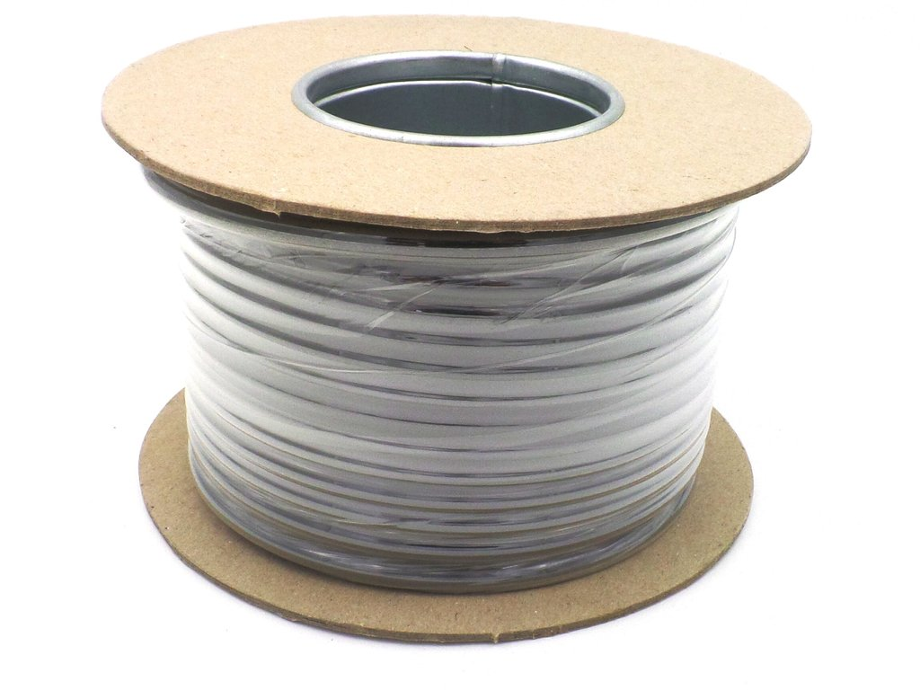 0.75mm² 3 Core 14 Amp 18 AWG 12v DC Thin Wall Cable 30m Reel