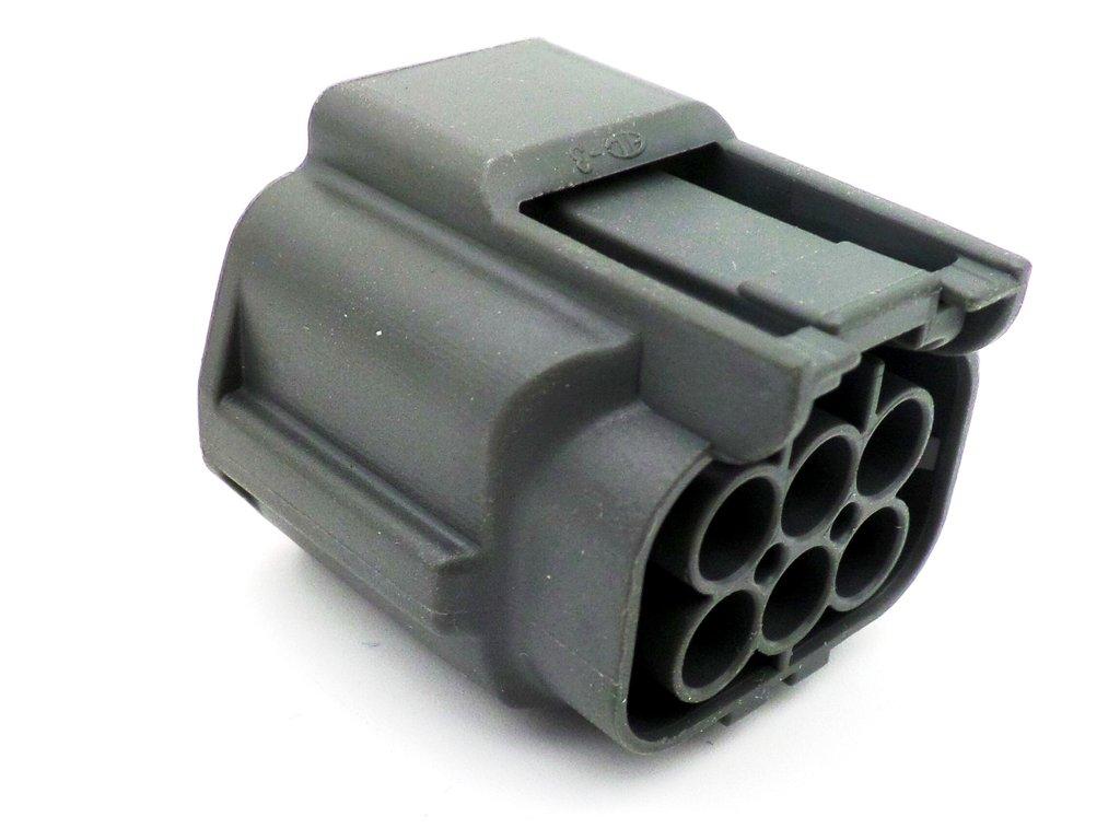 6 Way Nissan Vq35de Throttle Wiring Harness Connector Plug